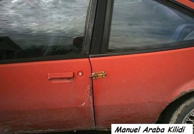Как сделать украденную машину своей